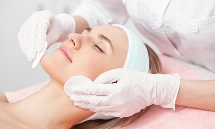OneHour LED BioSynthesis Facial: One $49 or Three Visits $99 at Astetica Beauty, Skin and Laser Up to $327 Value