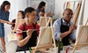 Up to 38% Off Admission to Paint Party at Kaleidoscope Canvas