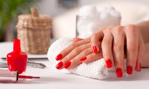 Up to 52% Off Manicure and Pedicure at Ten and Two Studios at Ten and Two Studios, plus 6.0% Cash Back from Ebates.
