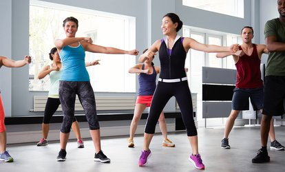 Dance or Fitness Classes at Shine Dance Center (Up to 57% Off). Three Options Available.
