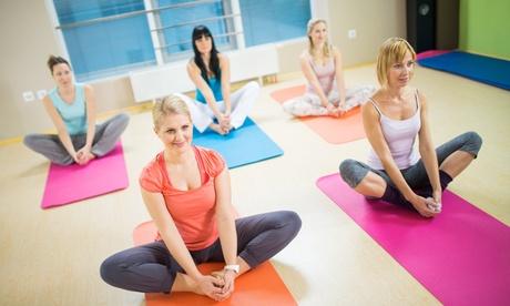 1 ou 3 cours de yoga d'1h30 chacun dès 12,90 € chez Délicieux Yoga