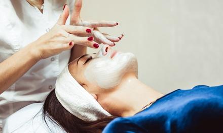 1 o 2 sesiones de tratamiento facial con peeling, mesoterapia, masaje, mascarilla y crema (hasta 90% de descuento)