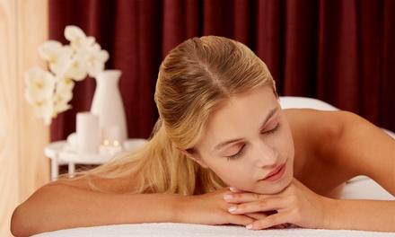 Ritual de masaje a elegir con masaje de karité caliente y terapia a elegir en Masajes Zen Estética y Meditación