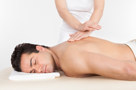 One 60- or 90-Minute Swedish Massage with CBD Oil/Lotion Treatment at Quartell Chiropractic (Up to 55% Off)