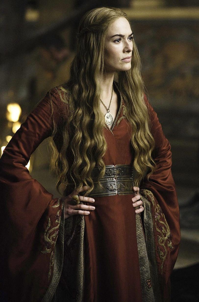 Cersei dress Game of Thrones