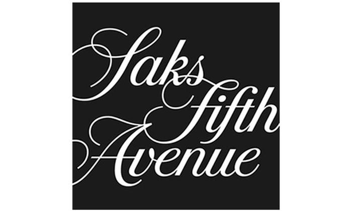 Saks Promo Code: Earn A $450 Saks Gift Card - Online & In-Store