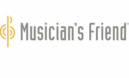 Musiciansfriend coupon code