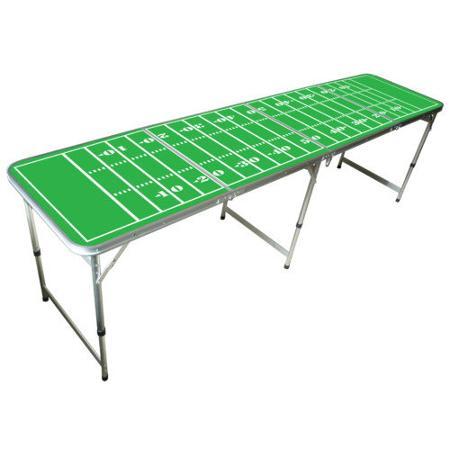 Tailgating portable ping-pong table