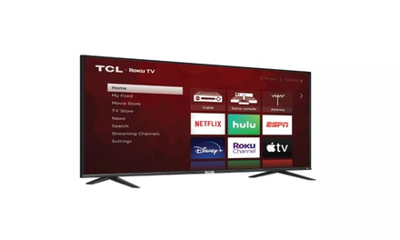Up to $60 off TCL Smart TV's at Target