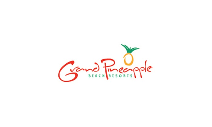 Grand Pineapple Sale: Grand Pineapple Resort - Online Only