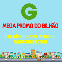 Mega Promo do Bilhão - Groupon coupons