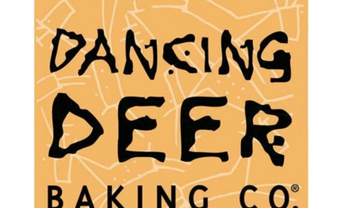 dancing deer cookies coupon
