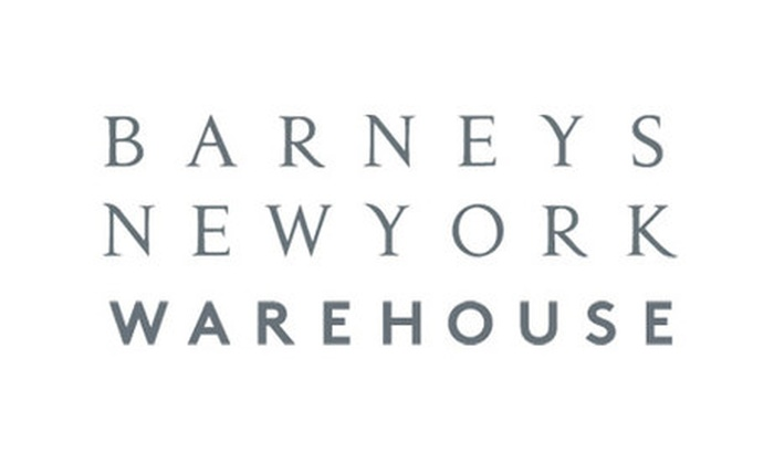 Barneys Warehouse Promo Code: Save Using Barneys Warehouse's Coupon - Online Only