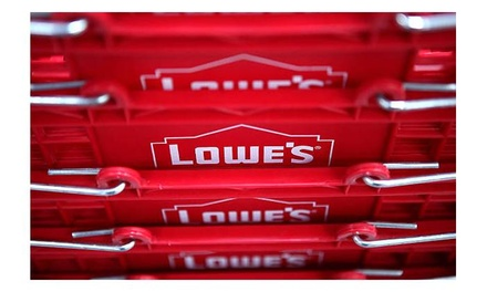Get Up to 40% Off | Lowe's Canada Coupon