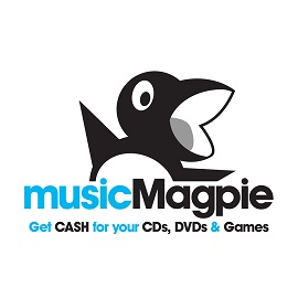 store.musicmagpie.co.uk with musicMagpie Discount Codes & Promo Codes