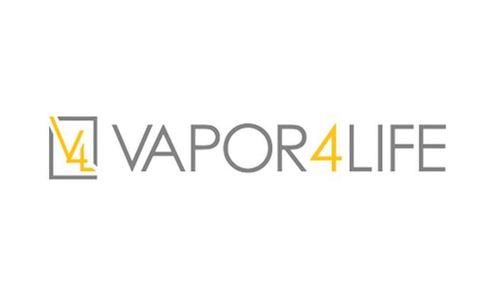 Vapor4Life Promo Code: Promo Code 40% Off The WOW Vapor V-Kit - Online Only
