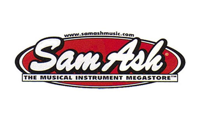Sam Ash Sale: Sam Ash-Recording Clearance - Online Only