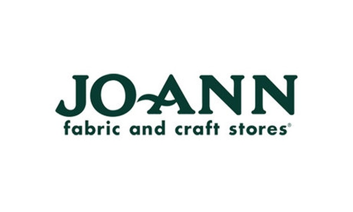 Joann.com Promo Code: 50% Off Anything - Online & In-Store