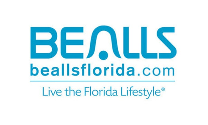 Bealls Florida Promo Code: 20% Off Any Order And Free Shipping On $75 With Bealls Florida's Code - Online Only