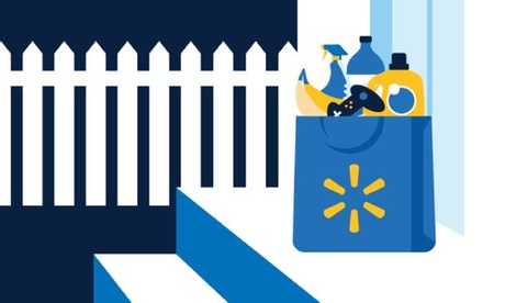 Walmart Grocery Coupon Code for $10 Off $50+