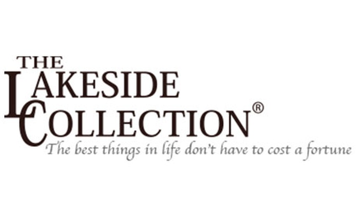 Lakeside Collection Promo Code: $5 Shipping On $75+ With Lakeside Collection Coupon Code - Online Only