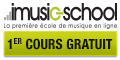 imusic-school.com with Bon de réduction & Code promotionnel iMusic School