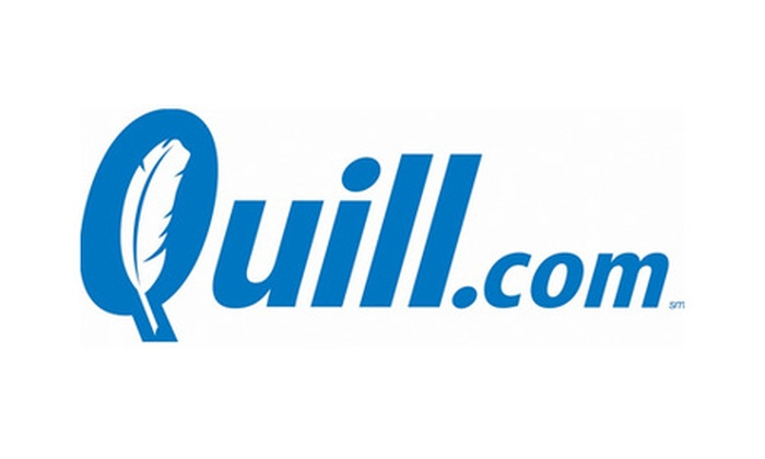 20 Off When You Spend 100 On Select Office Supplies With Quill Coupon Code Online Only