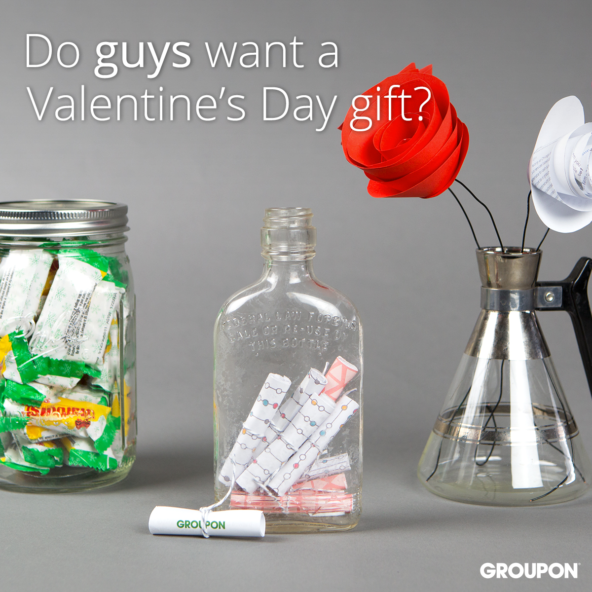 Do Guys Want A Valentine's Gift?