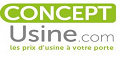 Concept Usine coupons