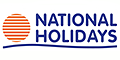 nationalholidays.com with NationalHolidays.com Discount Codes & Promo Codes