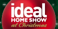 Ideal Home Show London at Christmas coupons