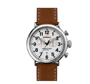 Shinola men's watch valentine's day gift