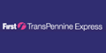 tpexpress.co.uk with First TransPennine Express Discount Codes & Promo Codes