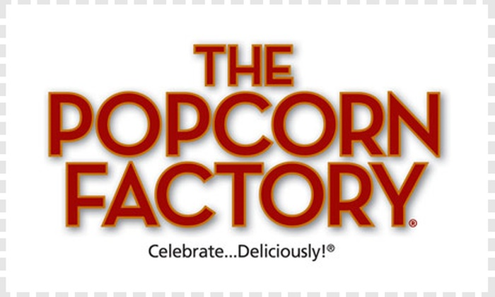 The Popcorn Factory: FREE Shipping From The Popcorn Factory - Online Only