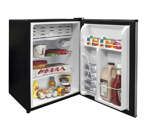 Emerson mini fridge