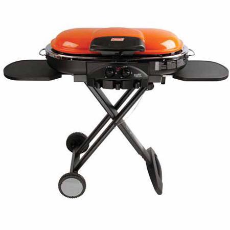 Coleman 2-burner propane grill