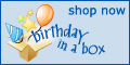 birthdayinabox.com with Birthday in a Box Coupon Codes & Promo Codes