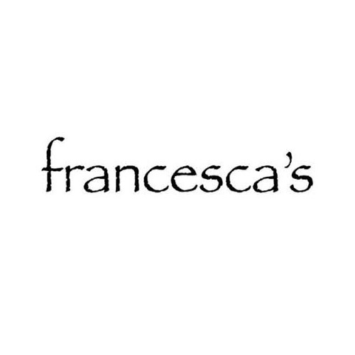 Francesca's coupon code