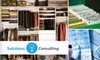 Solutions Consulting: $73 for Three Hours of Professional Home-Organization Services from Solutions Consulting