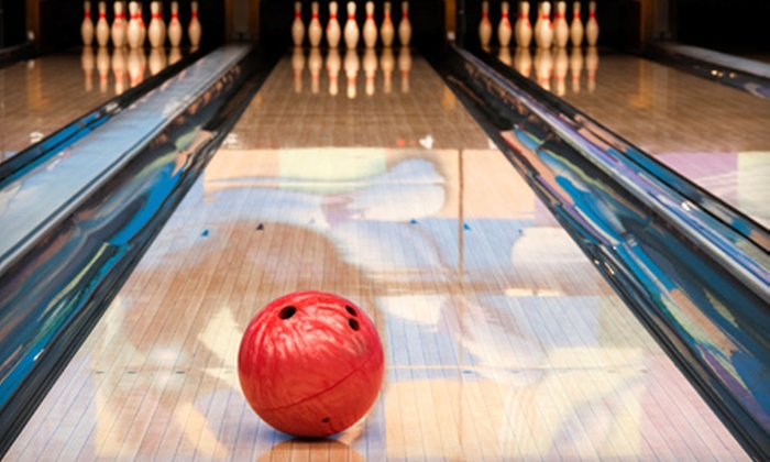 Your Bowling Center - Midway Station: $25 for Bowling Outing for Up to Five at Your Bowling Center in Douglasville (Up to $60 Value)