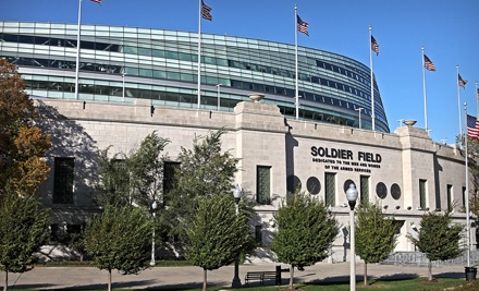 2 Adult Tour Tickets (a $30 value) - Soldier Field Tours in Chicago