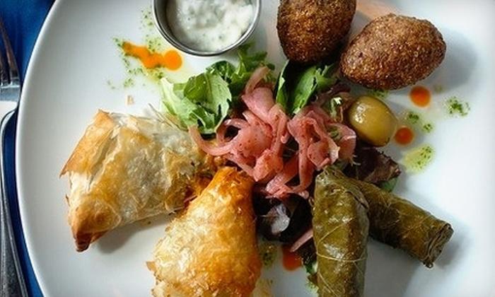 Zaitoon Mediterranean Grill - Girvin: $15 for $30 Worth of Mediterranean Cuisine at Zaitoon Mediterranean Grill
