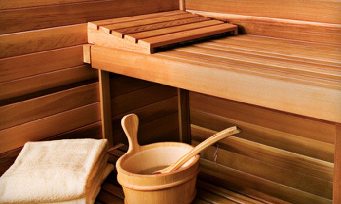 Epic Spa and Wellness - Midway Park Euless: Three or Five 30-Minute Infrared-Sauna Sessions at Epic Spa and Wellness (Up to 70% Off)