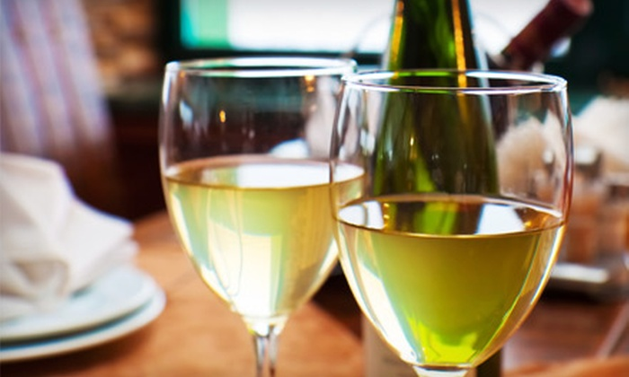 Warm Springs Winery - Warm Springs: $12 for a Wine-Tasting Package for Two at Warm Springs Winery ($23.90 Value)
