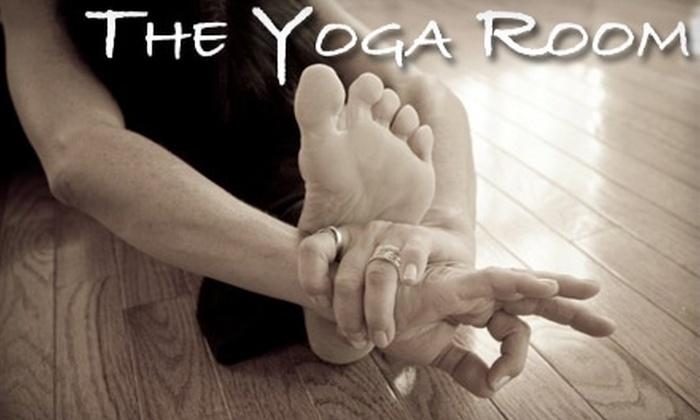 Savannah Yoga Room - Tybee Island-Wilmington: $25 For Eight Yoga Classes at Savannah Yoga Room (A $75 Value)