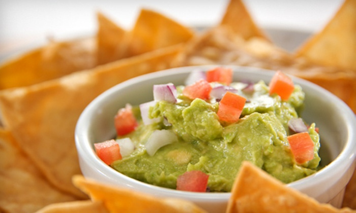 Viva Zapata - Dwight: $12 for $25 Worth of Mexican Dinner Fare at Viva Zapata in New Haven
