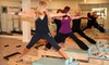 Ellen's Fitness Studio - Plainview: $25 for Five Fitness Classes ($80 Value) or $50 for One Month of All-Access Fitness Classes ($115 Value) at Ellen's Fitness Studio in Plainview