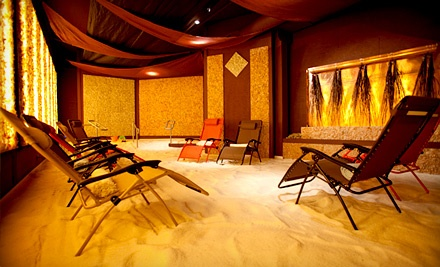 Sell Car For Cash >> Two Salt-Room-Therapy Sessions for Two - OUT OF BIZ SALT GROTTO | Groupon