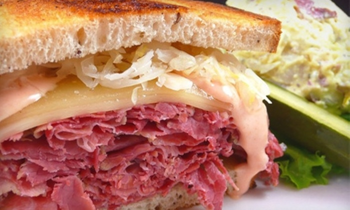 The Derby Deli & Dueling Piano Bar - Mission Viejo: $20 for $40 Worth of Pub Fare at The Derby Deli & Dueling Piano Bar in Mission Viejo