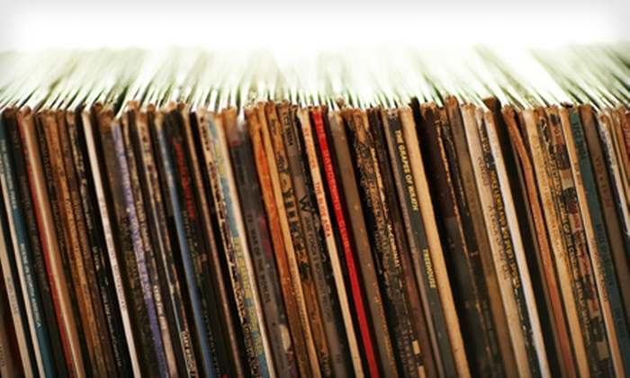 Skip's Records & CD World - Western: $10 for $20 Worth of Pre-owned CDs, DVDs, and Vinyl Records at Skip's Records & CD World